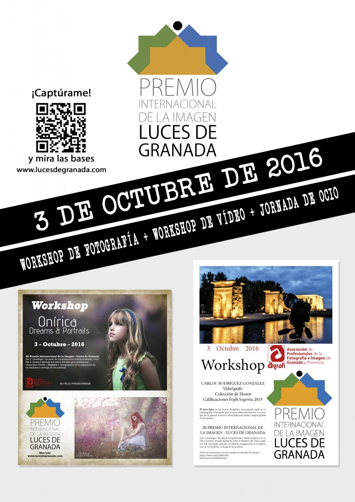 Cartel Workshop luces